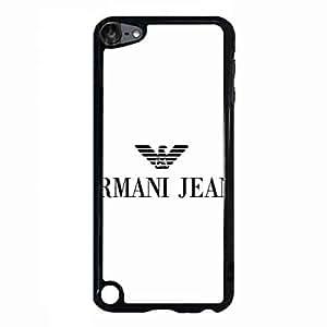 Sport Series Giorgio Armani Pattern Image Phone Case Cover, Ipod Touch 5th Giorgio Armani Brand Logo Back Cover For Ipod Touch 5th