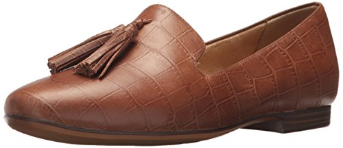 Naturalizer Tan on Loafer Slip Women's Elly xWAAOqw708
