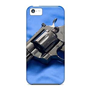 Defender Cases For Iphone 5c, Colt Python Pattern