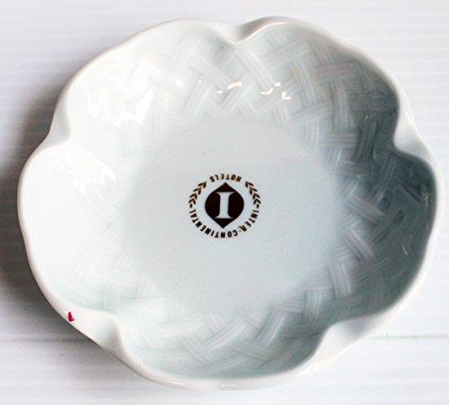 Vintage Inter-Continental Hotels Porcelain Ashtray