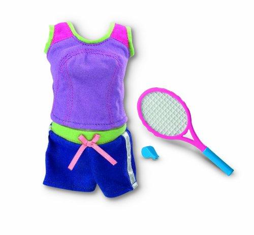 Dora Links Doll - Nickelodeon Fisher-Price Mattel Dora Links Equipo Sports Accessory