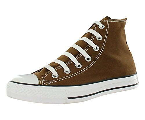 Converse Men's Chuck Taylor All Star Specialty Hi Sneaker 7 Chocolate]()