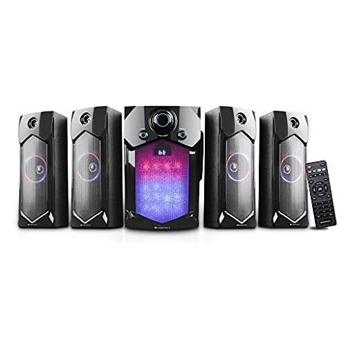 ZEBRONICS Bluetooth 4.1 Speaker with FM,USB, SD Card Slot and Remote Indie