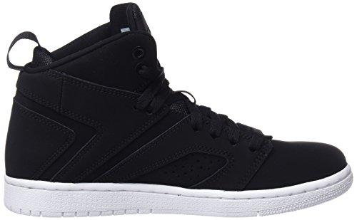Black Noir Basketball de Flight Chaussures GS Garçon Nike 010 Jordan Legend White nFBqwnRU