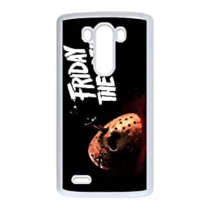 Friday The 13Th For LG G3 Cell Phone Cases Easy Firm NDDG8056543