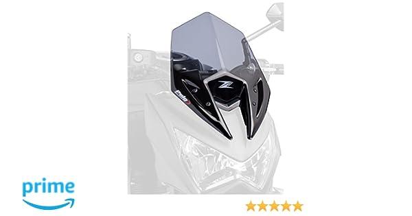Puig 6401H Carenabris para Kawasaki Z800 13, Color Ahumado: Amazon ...
