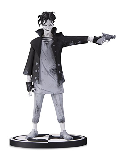 an Black & White: The Joker by Gerard Way Resin Statue ()