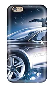 High Impact Dirt/shock Proof Case Cover For Iphone 6 (attractive Model Car By Kristinahetfield Dugw )