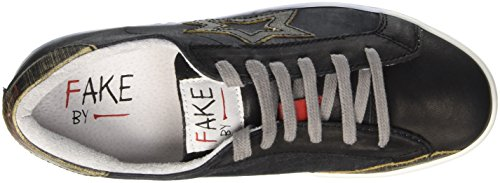 Basses Fake Chaussures By Adulte Nero 866 Noir Low Chiodo F Mixte 7UYWRcYqCO