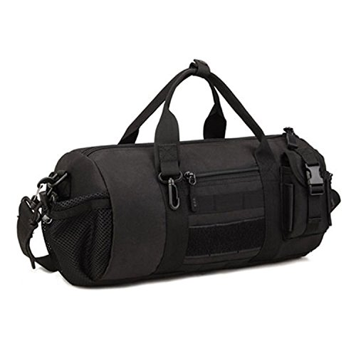 Protector Plus K319 Tactical Duffle MOLLE Gear Military Carry On Shoulder Bag