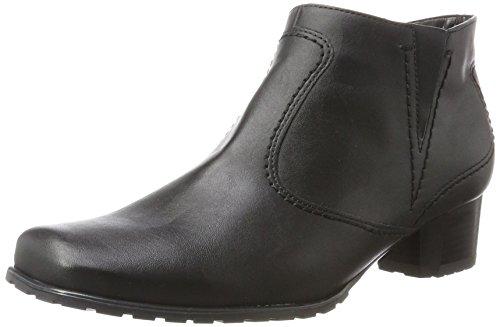 Black Kvinners svart Genf st Boots Jenny x6qwPf00