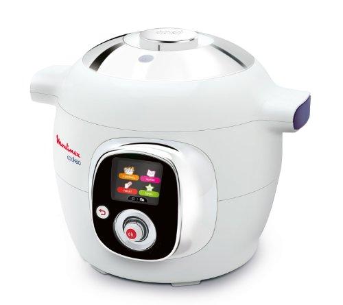 Moulinex CE 7011 Cookeo - Robot de cocina (1200 W) [Importado de...