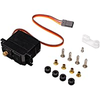 New Feiyue Upgraded FY-S3 2.8KG 3 Wire Servo With Metal Gear Car Part By KTOY