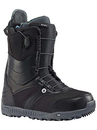 BURTON NUTRITION Burton - Womens Ritual Snowboard Boots 2018, Black, 8
