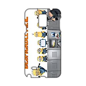 Cool-benz Despicable Me (3D)Phone Case for Samsung Galaxy note4