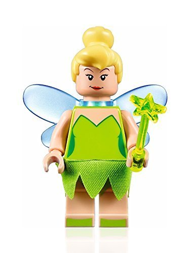 Disney Tinkerbell Wands - LEGO Disney MiniFigure - Tinkerbell (with Wand) Exclusive 71040