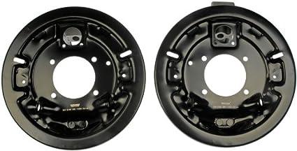 Dorman 924-223 1PR Rear L/&R Brake Dust Shield Backing Plate 88982584 88982585
