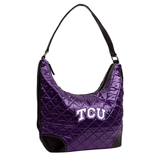 Frog Quilted (NCAA TCU Horned Frogs Quilted Hobo)
