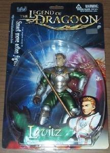 The Legend of Dragoon Lavitz Figure