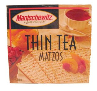 Manischewitz, Thin Matzo; Tea, Size - 10 OZ, Pack of 3 by Manischewitz