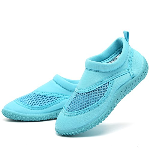 d78a91f29894 CIOR Fantiny Unisex Toddler Aqua Water Shoes Quick Drying Swim Beach Sports  for Baby Boys and