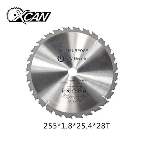 - Maslin 1 Piece Circular Saw Blade Diameter 10'' Inch Teeth 28 Z Multifunction TCT Saw Blade