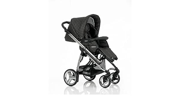 Bebecar Ipop carrito de bebé (terciopelo negro): Amazon.es: Bebé