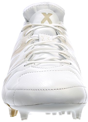 Adidas Ets Pak X 15.1 Fg / Ag Leder Wit
