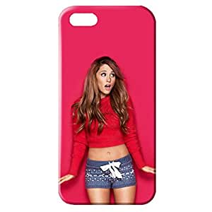 DIY StyleNew fashion Ariana Grande phone case mj07 protective 3D Plastic back cover For Iphone 5/5S