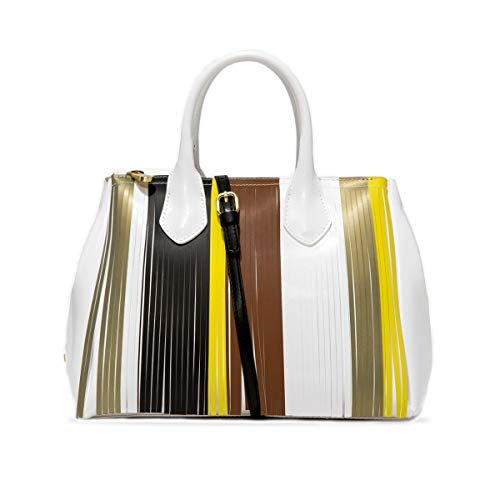 Gum Gianni Chiarini Design Fourty Medium White Sac à main Gum_bs3600t_10304