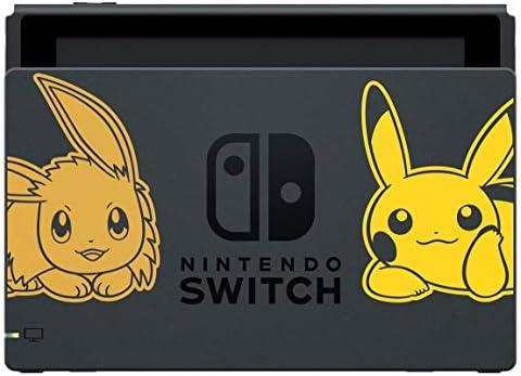 Lets Go Pikachu & Eevee Pokémon Switch Cargador Sólo (Dock Charger) : Amazon.es: Juguetes y juegos