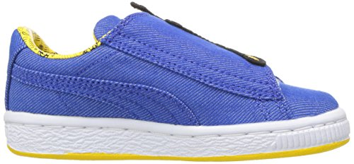 Pictures of PUMA Baby Minions Basket Wrap Statement Leather 36408801 3