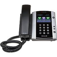 Polycom VVX 501 IP Phone - Cable - Wall Mountable, Desktop - 12 x Total Line - VoIP - Speakerphone - 2 x Network (RJ-45) - USB - PoE Ports - Color - SIP, SDP, LDAP, DHCP, SNTP, LLDP-MED, RTP, RTCP, TC