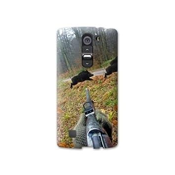 Carcasa Case Schale LG G4C / G4 Mini chasse peche: Amazon.es ...