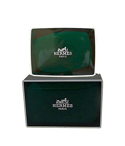Hermes Box - Hermes Eau d'Orange Verte Gift Set: One (1) 5.2oz Jumbo Soap and One (1) 3.5oz Bath Soap in a Gift Bag!