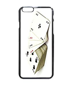 Unique iPhone 6 Case -Ace Card Photo Image Durable Hard Case Cover For iPhone 6 With 4.7-inches Design By Ondone
