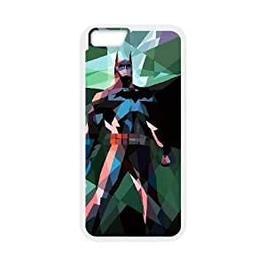 Protection Cover iPhone 6 4.7 Inch White Phone Case Pfxjv Batman Personalized Durable Cases