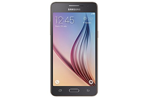 Samsung Galaxy Grand Prime, Unlocked Phone, Retail Packaging, Black