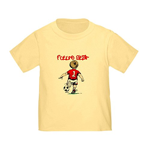 fan products of CafePress - Future Star Toddler T-Shirt - Cute Toddler T-Shirt, 100% Cotton