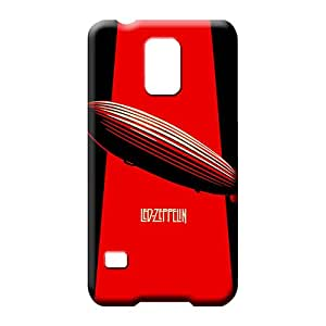 samsung galaxy s5 Hybrid Snap Protective cell phone carrying skins led zeppelin