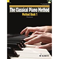 The Classical Piano Method: Method Book 1 Book/CD