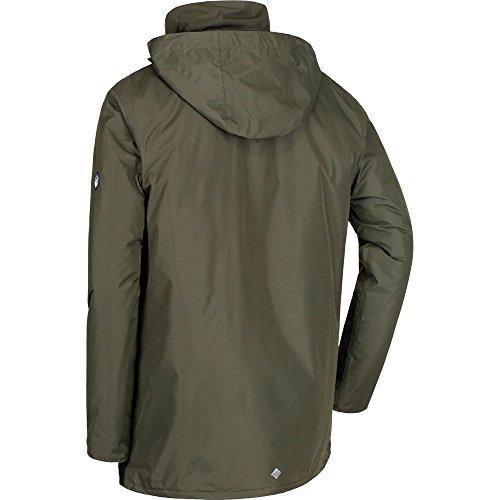 Khaki Thornridge Regatta Insulated Giacca Dark Uomo Hooded Waterproof F0O0xvqa