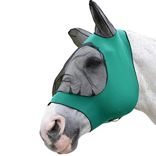 Weatherbeeta Stretch Eye Saver with Ears (Pony, Hunter/Black)