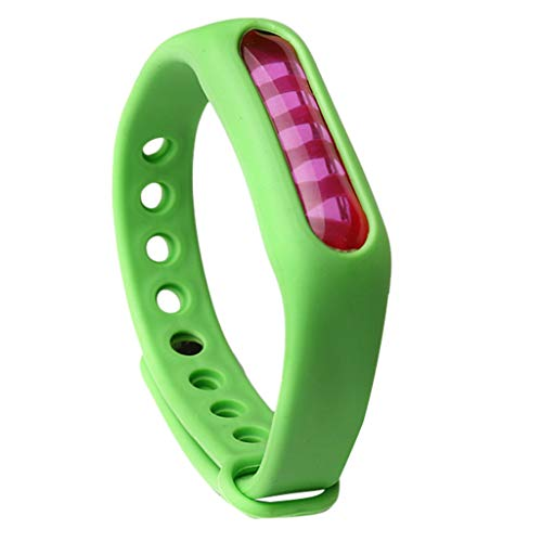 Pest Control Anti Bug Insect Bugs Repellent Repeller Wrist Band Bracelet Wristband