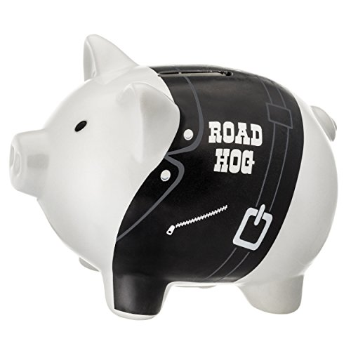 PRINZ Man Money Road Hog Piggy Bank