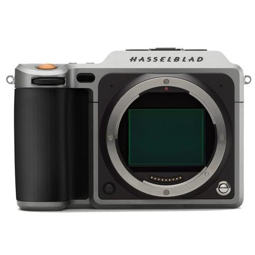 Hasselblad X1D-50c (Body Only) with 3' LCD, Silver & Black (H-3013901)