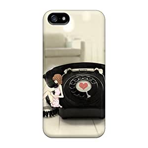 ZIAOJZq4226FvLGP Tpu Phone Case With Fashionable Look For Iphone 5/5s - Phone