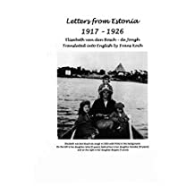 Letters from Estonia: 1917 - 1926