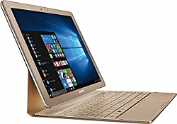 Samsung Galaxy Tabpro S 12 Full Hd 2160x1440 High Performance Touchscreen Convertible 2 In 1 Laptop Intel Core M3 8gb Ram 256gb Ssd Win10 Gold