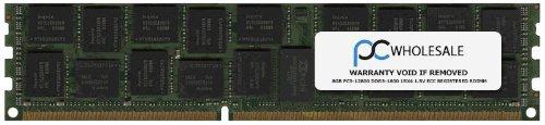 Hp Rdimm Memory - HP Compatible 8GB PC3-12800 DDR3-1600 1Rx4 1.5v ECC Registered RDIMM (HP PN# 647651-081)